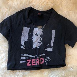 Distressed vintage T-shirt